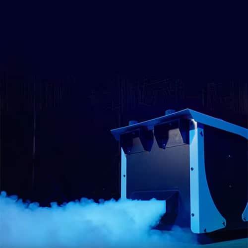 maquina humo